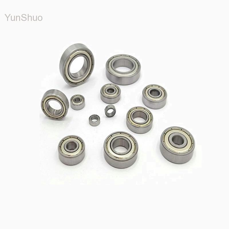 10pcs Mr106ZZ Miniature Bearing Inner Diameter 6 Outer Diameter 10 Thickness 3 6Mm Toy Special Beari