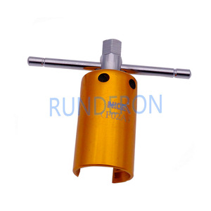 Image 4 - F02A Fuel Metering Unit SCV Valve Disassembly Dismantled Repair Common Rail Tool for BOSCH 818 Pump