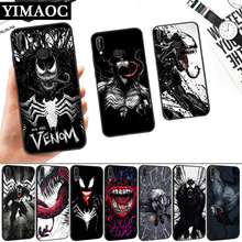 Marvel Venom Villain Silicone Soft Case for Huawei P8 P9 P10 P20 P30 Lite Pro P Smart Z Plus