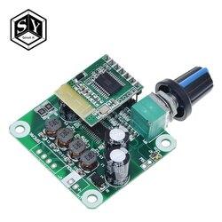Bluetooth 4,2 TPA3110 15 Вт + 15 Вт Цифровой стерео аудио усилитель мощности, плата, модуль 12 в-24 в, для автомобиля, для USB динамика, портативный динамик