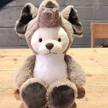 Трансформация медведь милый слон ragdoll мягкие животные Подушка
