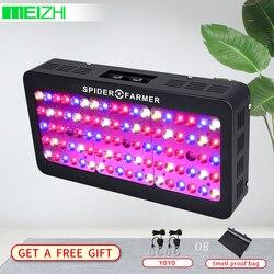MEIZHI 450W Dimmbare Spinne Farmer LED Wachsen Licht Epistar Full Spectrum indoor garten hydrokultur-system pflanze wachsen licht