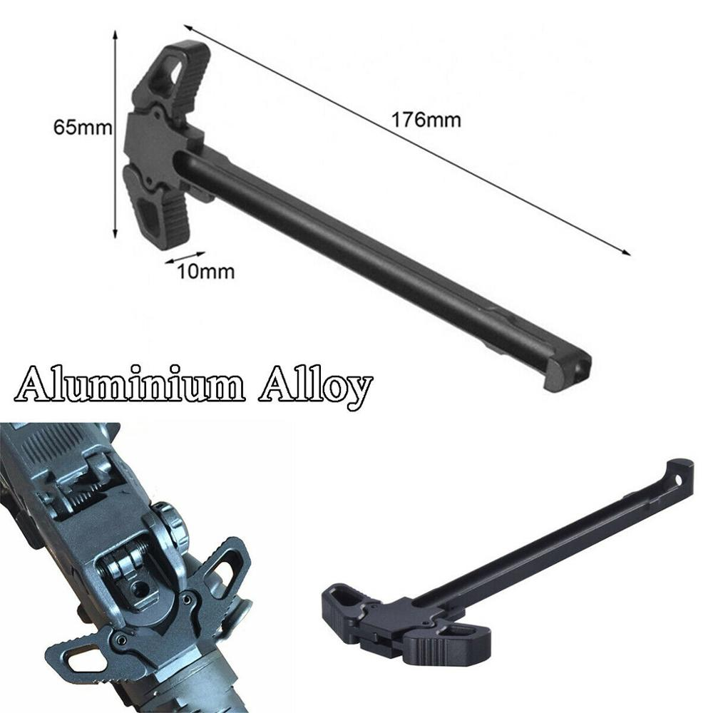 Loading Lever Dual Use Butterfly Pulling Handle Turning Charging Handle Kid Toy Accessories Outdoor Sports Pull
