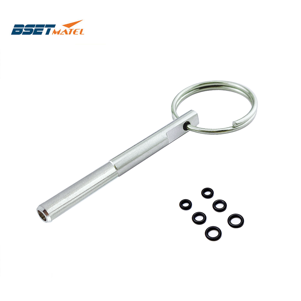 Round Jura Capresso SS316 Repair Security Tool Key Open Security Oval Head Screws Special Bit Key Removal Service Coffee Machine