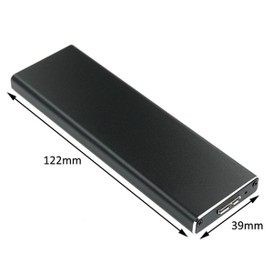 Image 5 - עבור Apple MACBOOK AIR PRO 2012 דיסק קשיח תיבת Usb3.0 USB כדי Mac A1465 A1466 SSD מקרה מארז