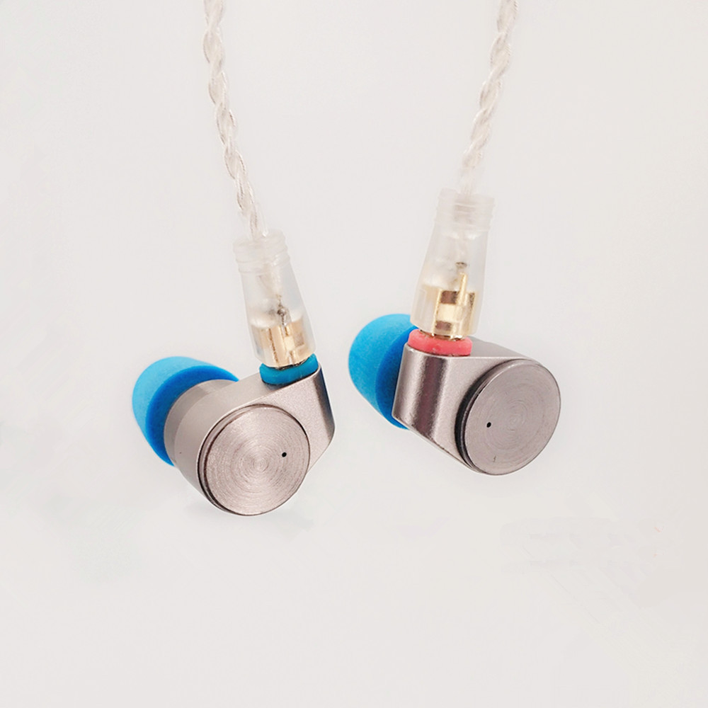 TINHIFI T2 Pro HiFi Double Dynamic Drive in Ear Earphone Bass DJ Metal headset With MMCX Cable T2 T3 P1 T4 24h Ship 1