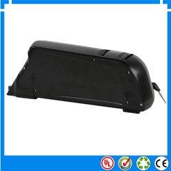 US ue RU pas de taxe 48v 52v 12ah 10ah 13ah 14ah dauphin batterie pack vélo électrique batterie au lithium e-bike batterie + chargeur