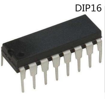 10Pcs 74HC4051 SN74HC4051N IC DIP-16 new and original GVH$