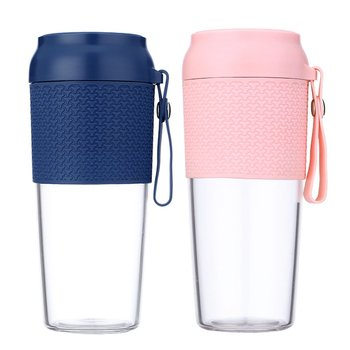 Portable Juice Cup Vitamin Orange Juice Cup Mini Electric Mixing Cup Portable Juicer Cup Charging Cup Drop Shipping Sale jiqi household mini electric portable juicer glass juice cup 222w big power pink blue green