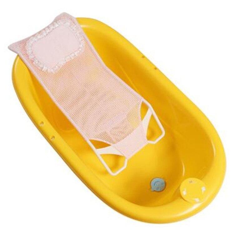esteira da banheira segurança recém-nascido almofada do