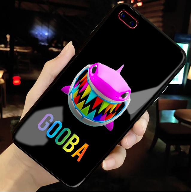 6IX9INE GOOBA TEMPERED GLASS IPHONE CASE