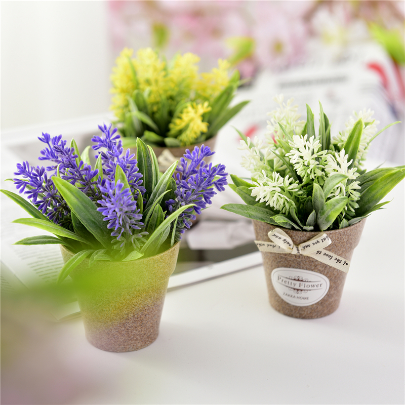 Artificial Plant artificial flower Decorative Flower Home Decor  1