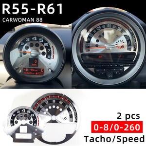 Sticker Tachometer Carbon-Fiber-Material Mini Cooper R56 for R50 R52/R53/R56/.. Brand-New