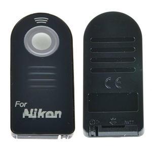 ML-L3 Wireless Remote Control Shutter Release For Nikon D3200/D3300/D3400/D5100/D5300/D5500/D7000/D7100/d3100Infrared