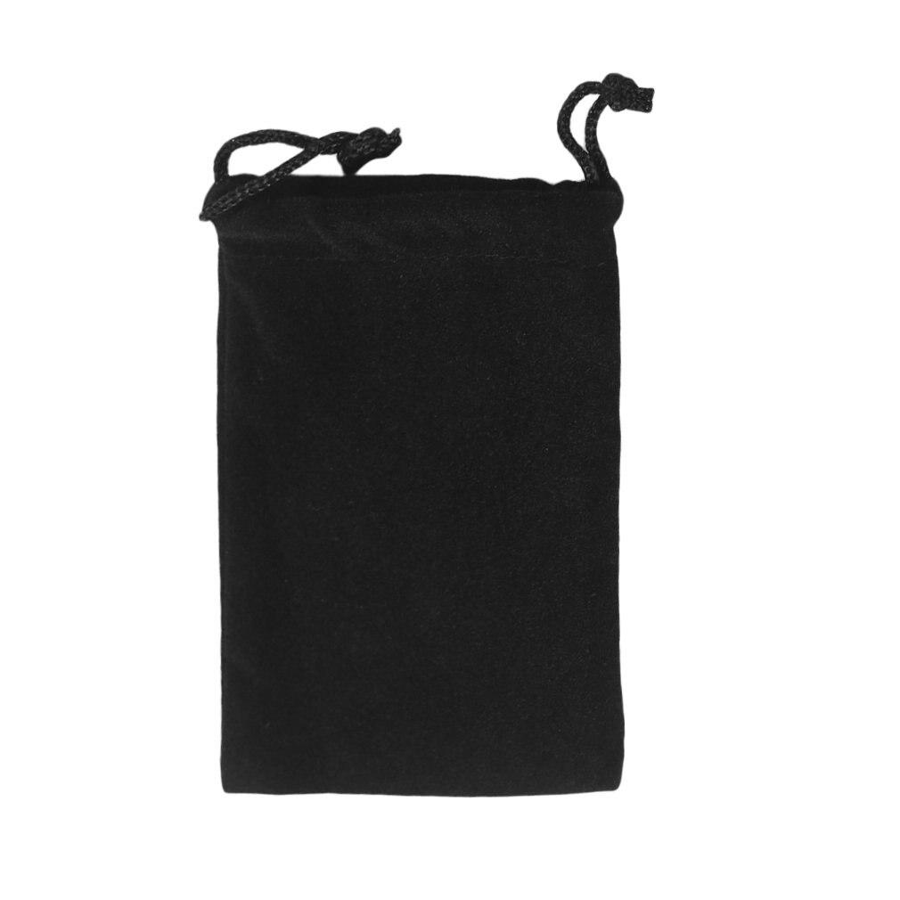 Black Universal Fingertip Spinner Toys Storage Package Bags  Simple Design Hand Spinner Storage Clearance Funny Fingertip Toys