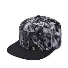 Корейская мода для мужчин и женщин хип хоп бейсбольная кепка