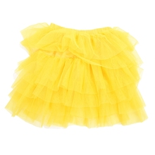 Baby Girls Princess TUTU SKIRTS Pettiskirt Short Mini Dresses Dancewear orange 1