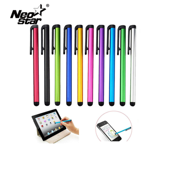 10pcs/lot Capacitive Touch Screen Stylus Pen For IPad Air Mini 2 3 4 For IPhone 4s 5 6 7 Samsung Universal Tablet PC Smart Phone стилус 3 x iphone 3g 3gs 4 4s ipad 2 3 samsung htc tablet pc