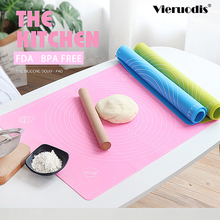 Nonstick Silicone Baking Mat for Oven Scale Rolling Dough Fondant Pastry Non-stick Bakeware Cooking Tools