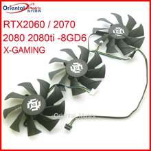 Gfy09010e12spa 85 мм 12v графического процессора вентилятор