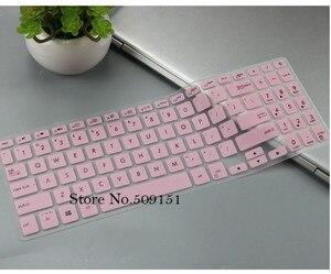 Для ASUS VivoBook 15 Asus X509 X509FA X509FB X509FJ X509FL X509 FA FB FJ FL X 509 15,6 дюйм чехол для клавиатуры защита кожи