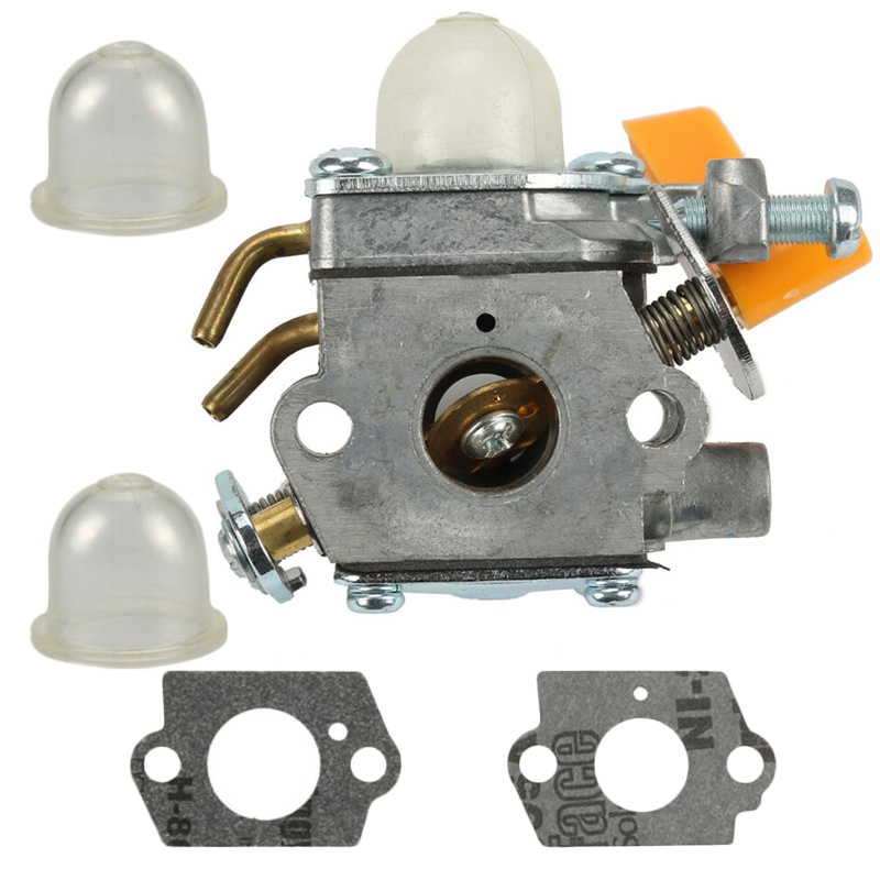 2019 New Carburetor Carb Replacement Kit For Homelite Ryobi 25cc 26cc 30cc Trimmer Blower Brushcutter