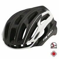 CAIRBULL 자전거 헬멧 테일 라이트로드 MTB 자전거 경주 헬멧 EPS PC Cascos Bicicleta Carretera 야간 승마 헬멧