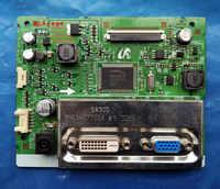 Placa de controle original sa300/sa350 BN63-07709A pantalla lcd ltm190bt07