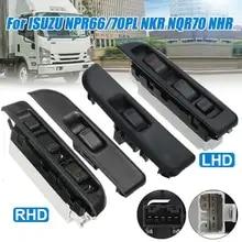 Isuzu Camion Miroir Nkr Nhr Compatible avec Gauche et Droite Nqr Npr