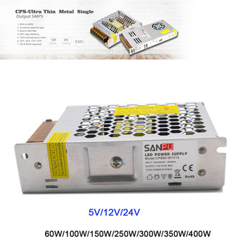 IP20 Ultra Thin 5V/12V/24V 60W/100W/150W/250W/300W/350W/400W led Transformer led power supply Switching for LEDs Display switching power supply 250w 12v 24v cctv power supply 250w smps 220acvolts dc power supply 12v 20a 24v 10aswitching power supply