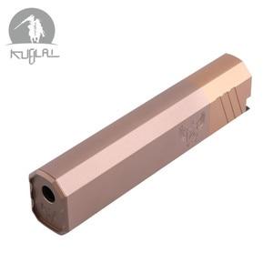 Kublai CO OSPRE Y SUPPRESSO 14 мм ccw винт с Flashhide