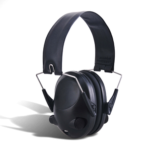 Image 3 - Foldable Portable Soft Solid Noise Reduction Shooting Adjustable Active Hunting Hearing Protection Earmuffs Ear Protector