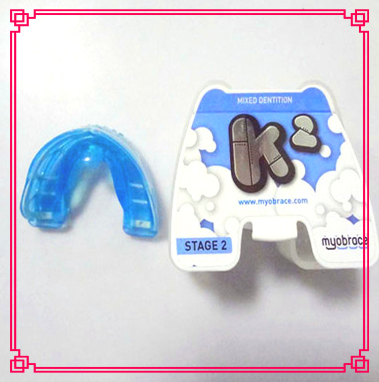 K2 Orthodontic Teeth Trainer Appliance/ Myobrace Dental Orthodontic Brace K2 Medium