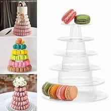 4/6 Tiers Cupcake Display Rack Halter Macaron Turm Makronen Display Kuchen Stehen Geburtstag Party Hochzeit Dekoration Werkzeuge