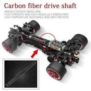 Image 4 - DHL 20102 teknik motorlu araba serisi uyumlu MOC 16915 Mustang Hoonicorn ile Motor fonksiyonu araba oyuncak yapı taşları