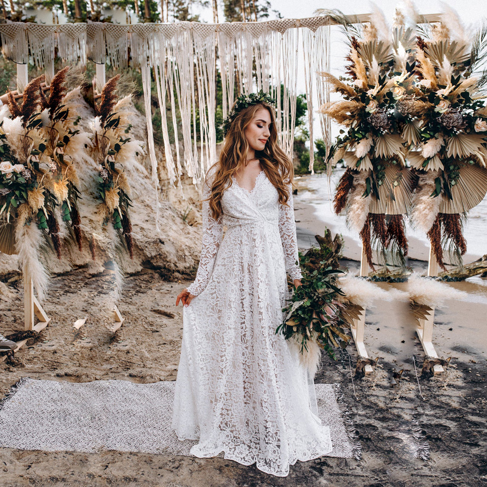 White Lace Maternity Photography Props Dresses Sexy Fancy Pregnancy Dress For Photo Shooting Long Pregnant Women Maxi Gown 2020 (1)