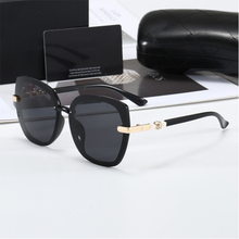 2020 New Fashion Cat Eye Polarized Brand Sunglasses Women Tr