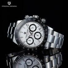 2020 New PAGANI DESIGN Men's Watches Top Brand Luxury Quartz Watch