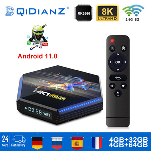 Hk1 rbox r2 android caixa de tv android 11 8k rk3566 quad core media player play store livre rápido android smart tv conjunto caixa superior nova