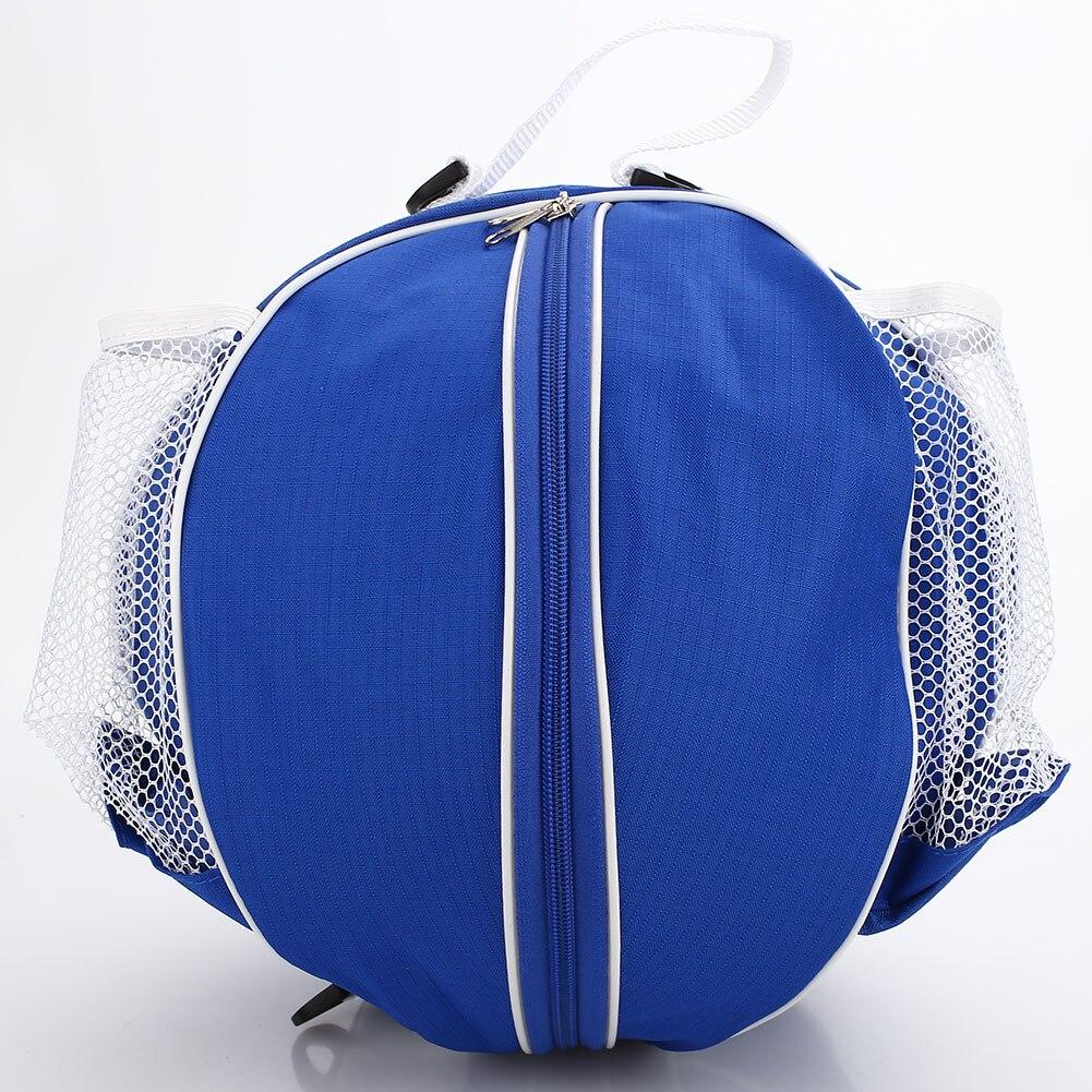 Одеяло шариковый аппликатор баскетбольная сумка Открытый 7 цветов Ткань Оксфорд Футбольная сумка футбольный рюкзак портативный - Цвет: Белый