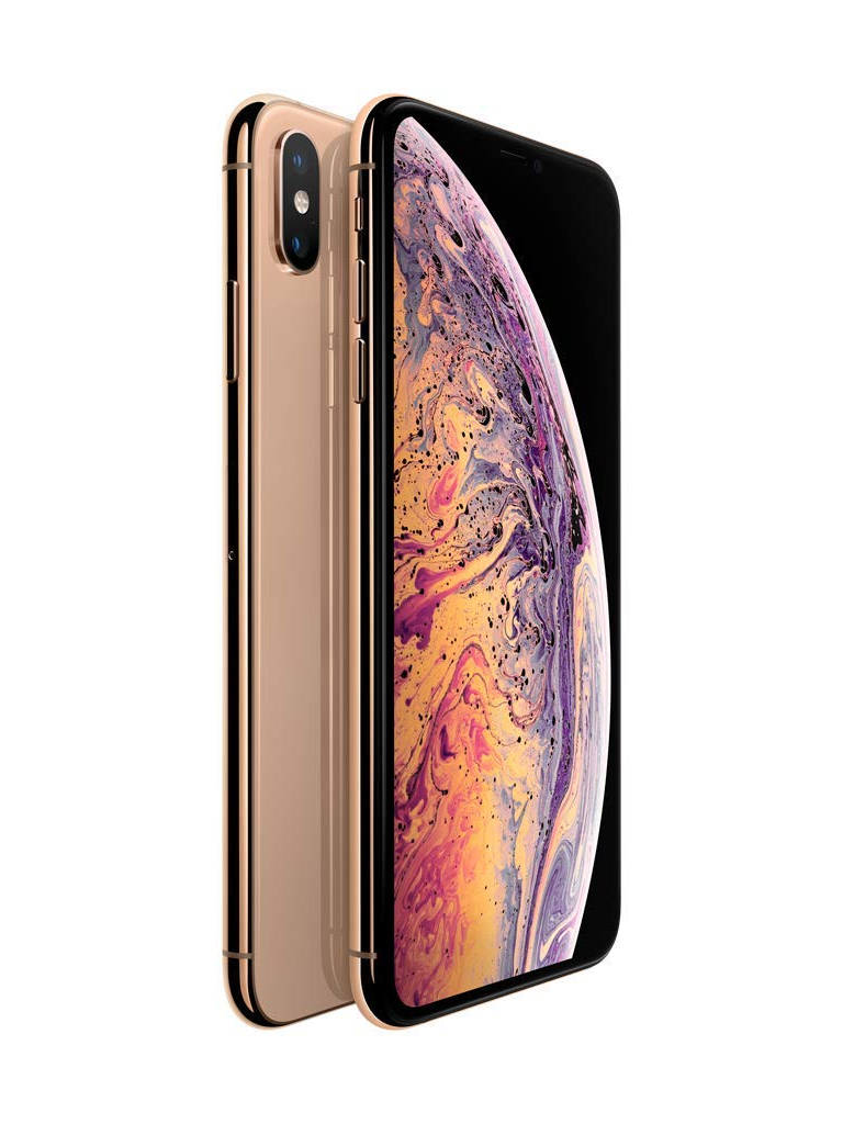 Apple IPhone Xs Max 256 Hard GB, Band 4G/LTE/Wi-Fi, Internal 256gb De Memoria, 4GB Ram, Screen 6.5
