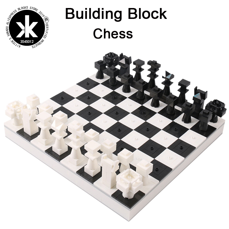 Chess Board Game Christmas Kids Adults Toys