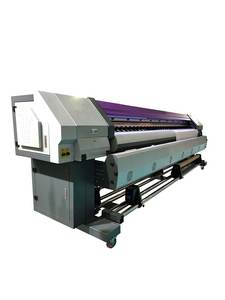Printer-Equipment Eco-Solvent-Printer-Machine Xp600-Head Dx7 Large Outdoor with Two-Dx5