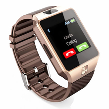 New Smartwatch Intelligent Digital Sport Gold Smart Watch Pedometer For Phone Android Wrist Watch Men Women's Watch цена 2017