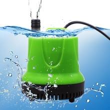 Submersible-Pump WATER-PUMP-FILTER Fountain Aquarium Pond Fish-Tank Mini Brushless 220V