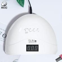 Лампы noq УФ/led для сушки гель лака 30 светодиодов