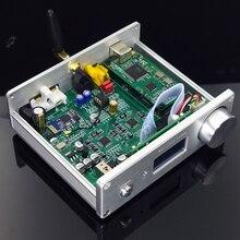 SU9 2 * AKM4493EQ DSD بلوتوث 5.0 QC3003 USB محوري الألياف المتكاملة فك DAC