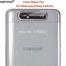 """Pour Samsung Galaxy A80/A90 6.7 """"protecteur dobjectif de caméra arrière Ultra mince Film de Protection en verre trempé"""