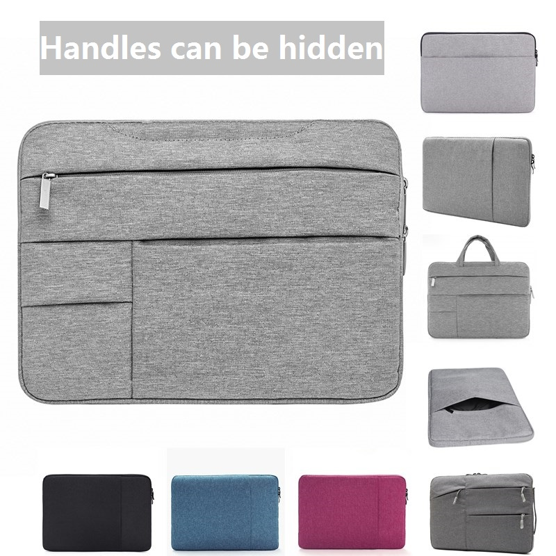 fashion waterproof for notebook 13inch 15inch sleeve laptop case macbook air new pro retina bag title=