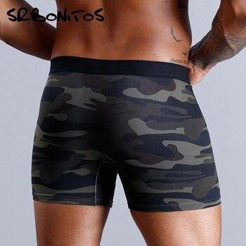 Underwear Men Boxer Men's Panties Men Underwear Boxers Boxer Shorts Boxershorts Long Underpants Natural Cotton High Quality 2020